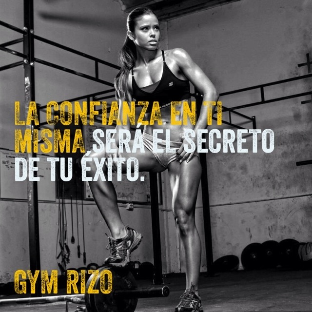 Recopilación Frases De Motivación Gym Rizo Motivation