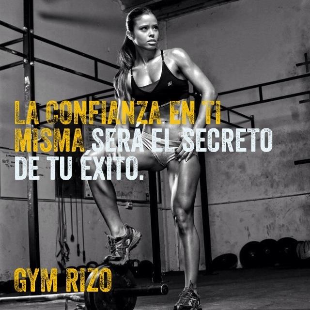 Motivaci n con fotos de chicas en el gym for Gimnasio el gym