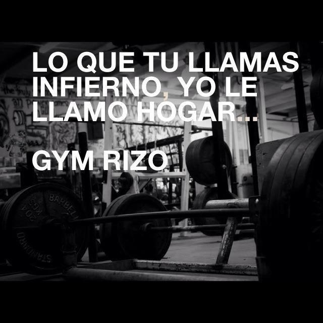 Doce Frases Motivadoras para empezar a entrenar GYM